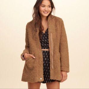 Teddy bear coat